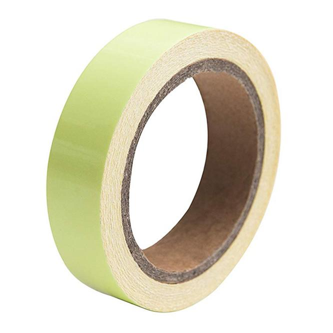 10pcs 3M DIY Luminous Tape Night Vision Glow Sticker Self-adhesive Warning Tape Safety Security Home Decoration Tapes