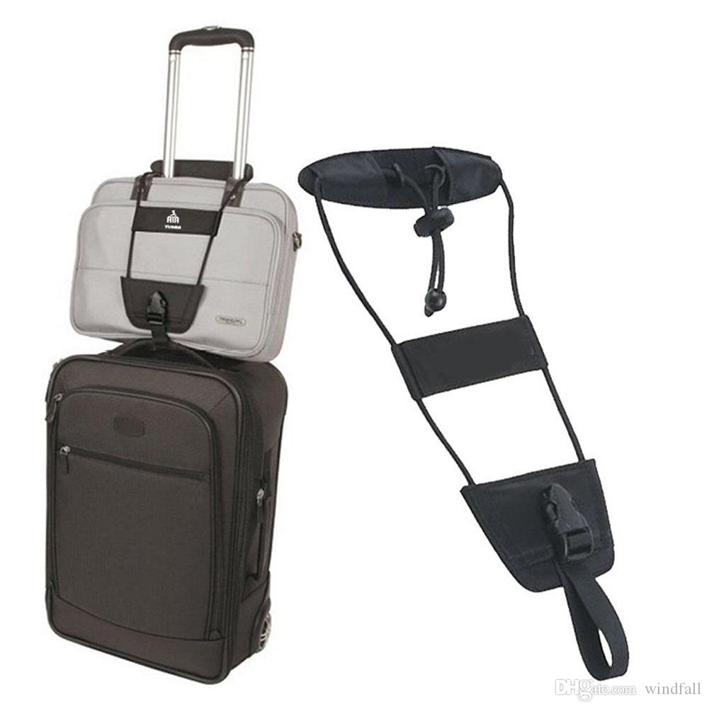Travel Suitcase Luggage Belts Strap Packing Adjustable Nylon Carry On Bungee Belt Easy Accessories 3pcs/lot