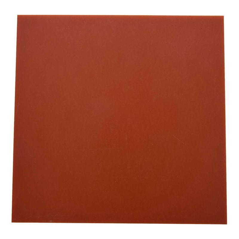 Bachelite resina fenolica piatto lamiera 3 millimetri x 200 mm x 200 mm per il PWB meccanica