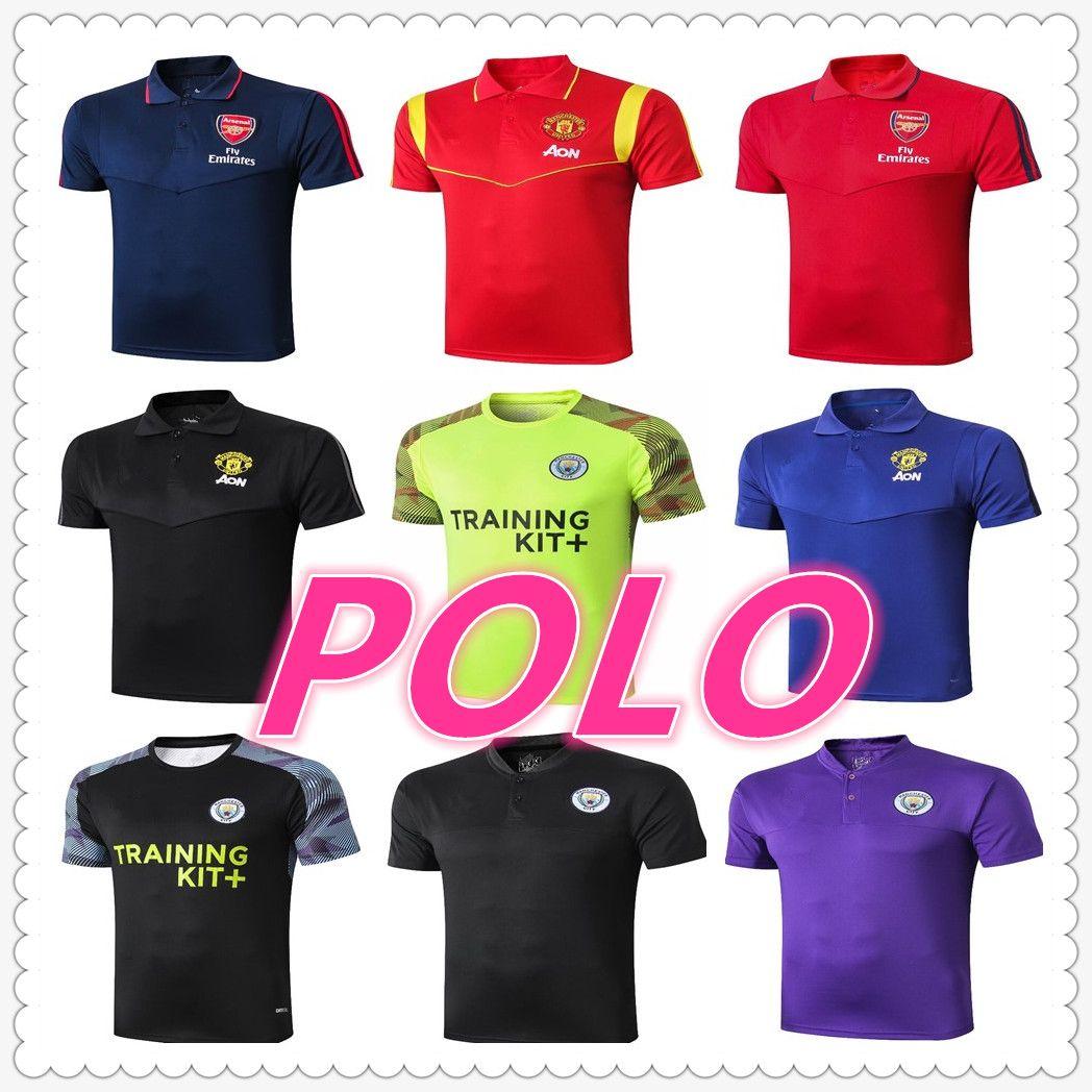 manchester city tottenham arsenal england liverpool chelsea manchester united ronaldo mens designer polo shirts football jerseys 2019 2020 camiseta de fútbol soccer jersey