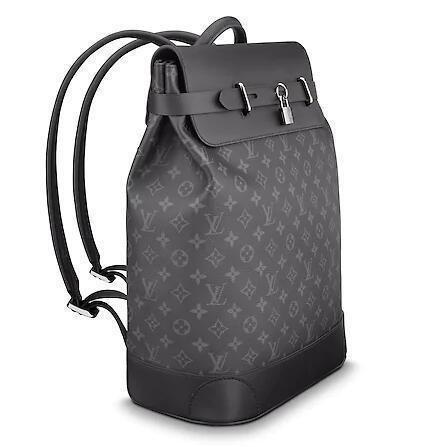 M44052 Dampfer Rucksack Mode Herren Rucksäcke Fashion Shows oxidiertes Leder Business Taschen Handtaschen Totes Kuriertaschen