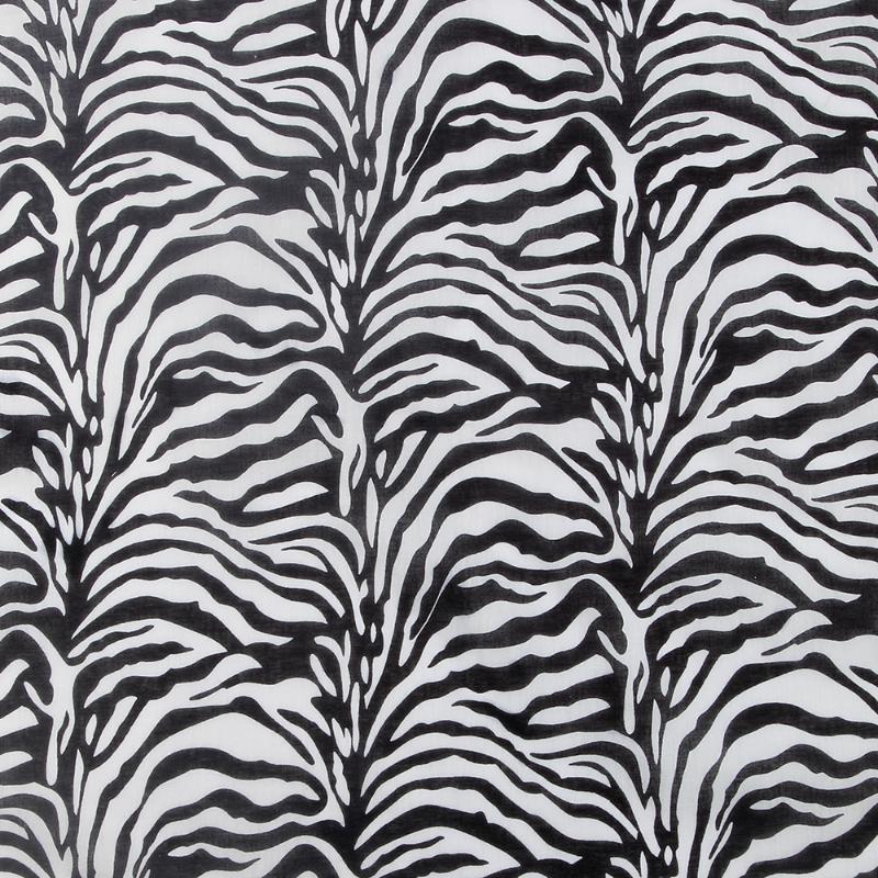 2018 100% algodão Moda Preto e branco da zebra Imprimir Bandana por Mulheres Homens Meninas Meninos Verão New Punk Hip Hop Headwear