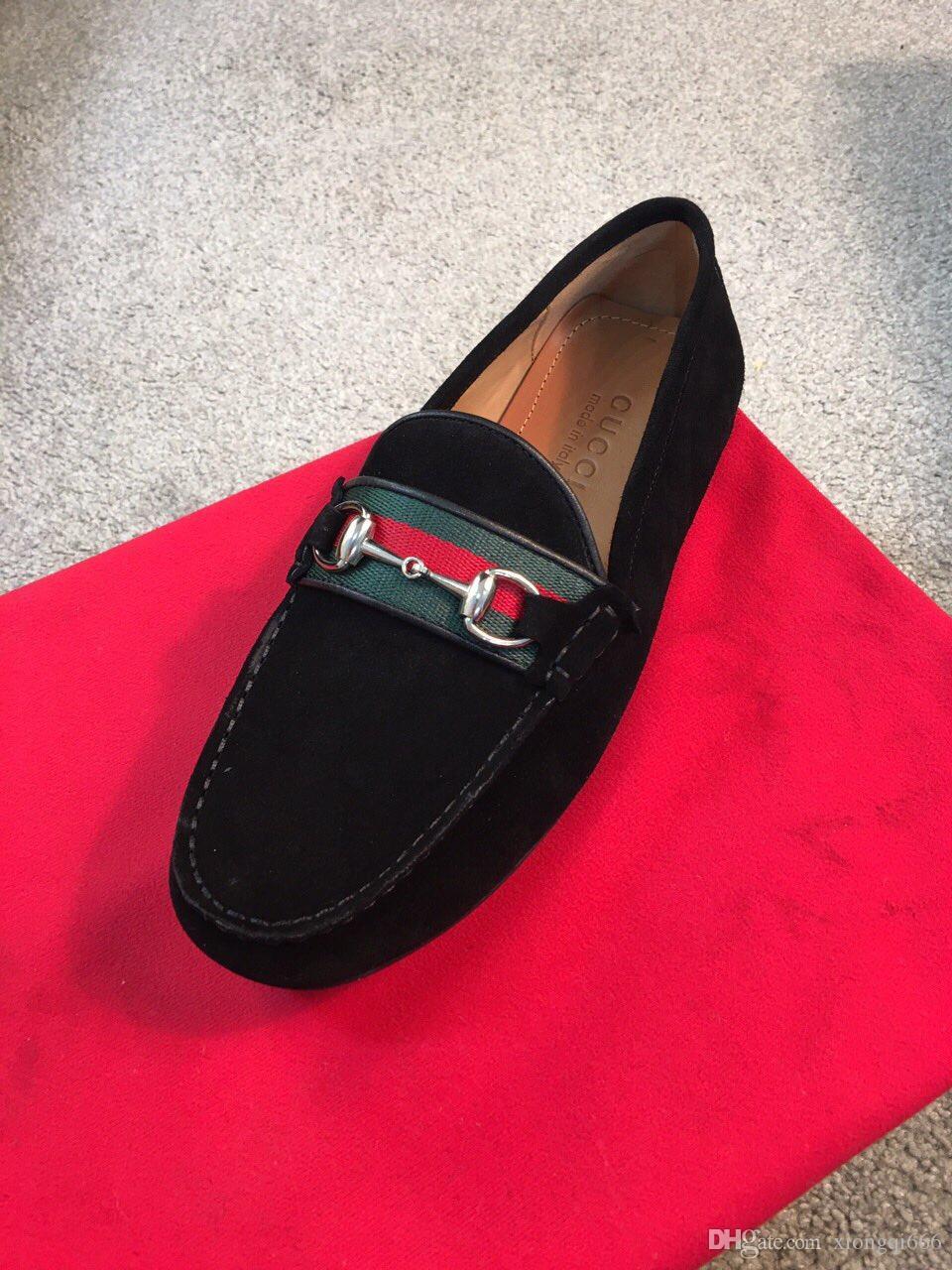 2020 neue Männer Casual Mütze Schuhe, bequem und vielseitig, Luxus-Designer, hochwertige Herrenschuhe