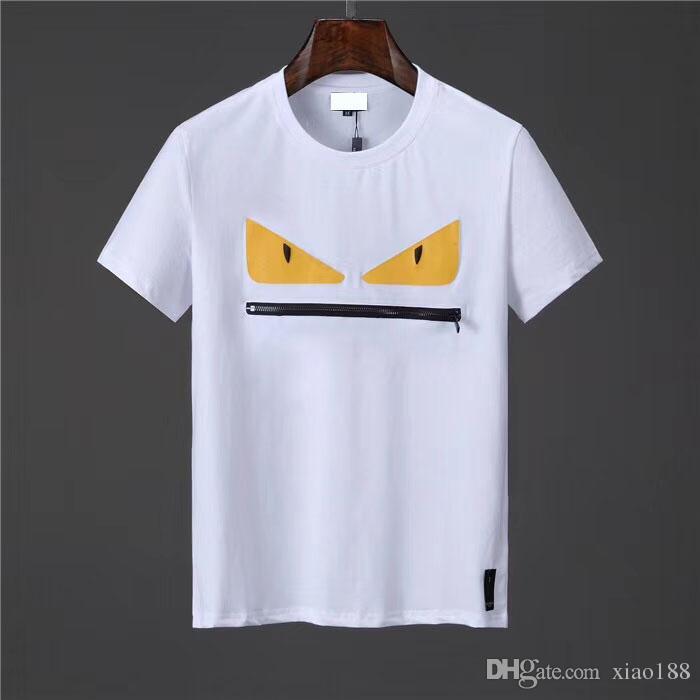 Men's High Quality Designer T-Shirt Slim Embroidered Polo Shirt Men's Short Sleeve T-Shirt Men's Branded Apparel Men Tees Tops