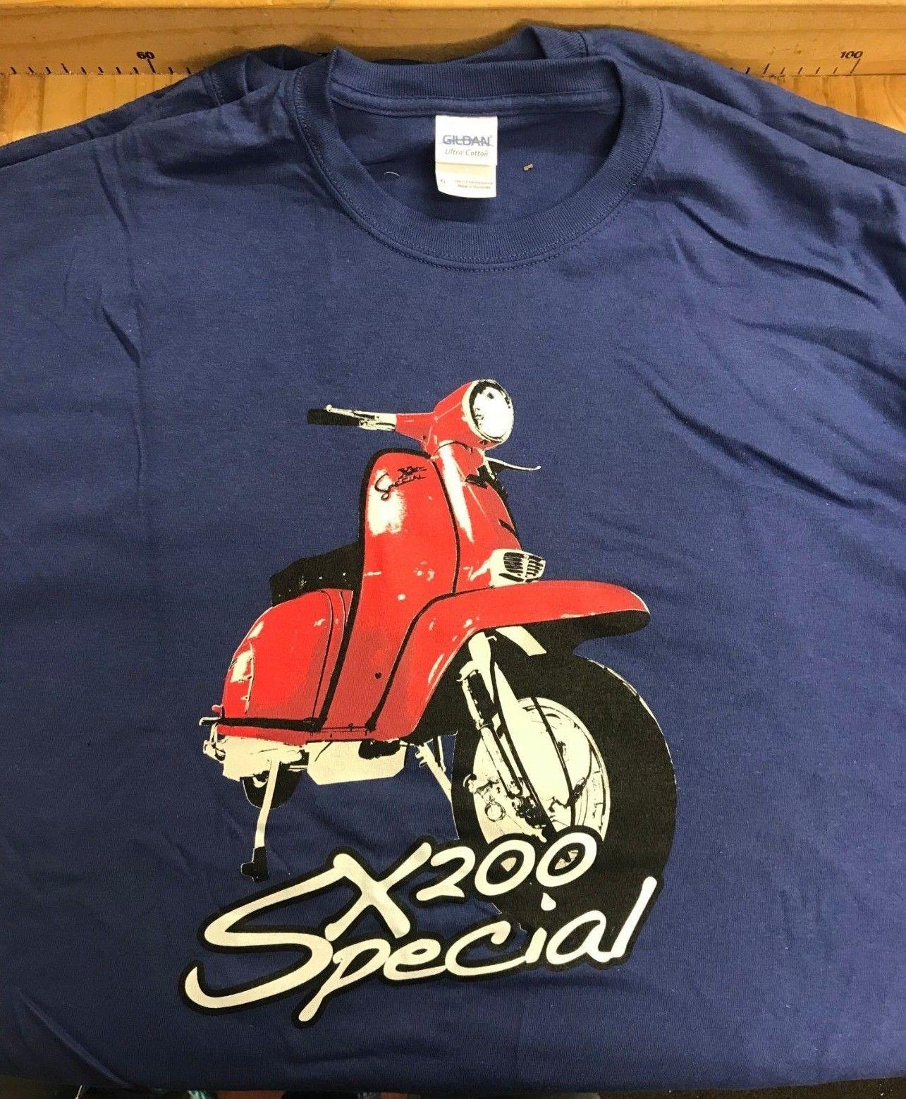 Lambretta Mens AOP Casual Short Sleeve Crew Neck Cotton Logo T-Shirt Top Tee
