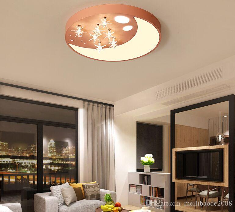2021 Led Ceiling Lights For Kids Room Lighting Children Baby Room Ceiling Light With Dimming For Boys Girls Bedroom Dome Lamp Fixture Myy From Meilibaode2008 138 14 Dhgate Com
