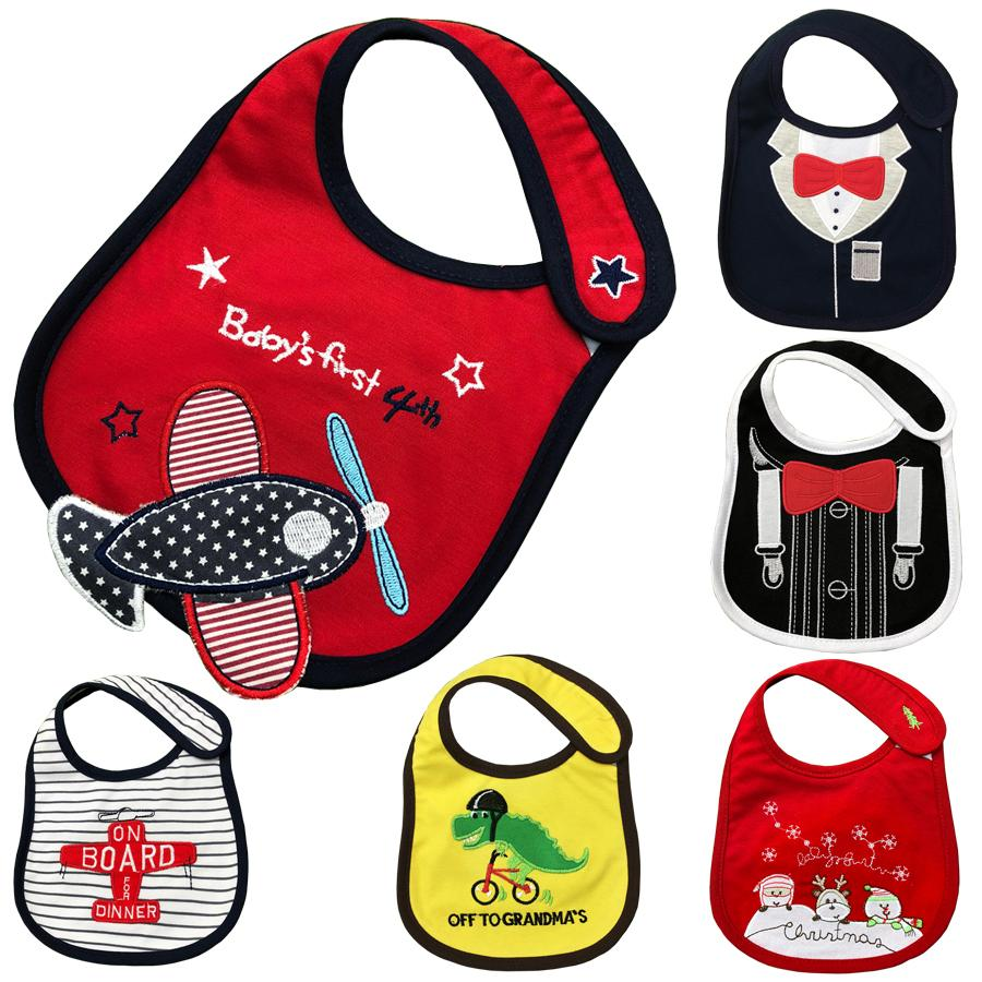 Useful Baby Kids Unisex Feeding Cotton Towel Bib Bandana Saliva Triangle Hot J