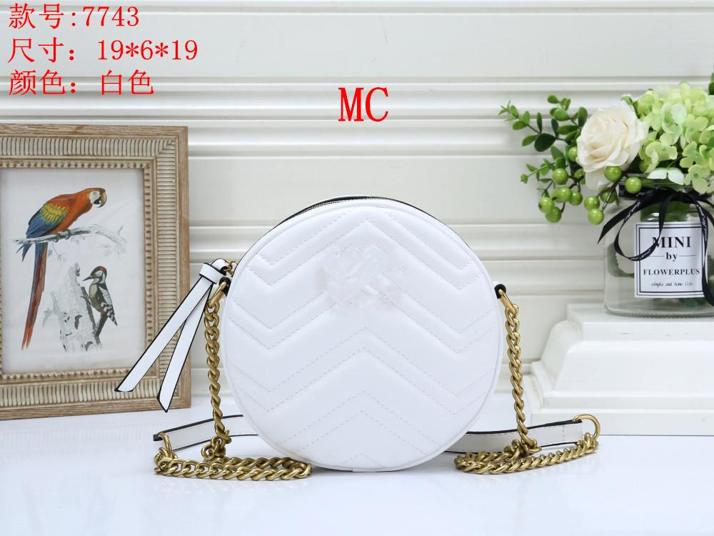 2019 Arten Designer-Handtasche berühmte Namen Mode Lederhandtaschen-Frauen Tote Schultertasche Lady Lederhandtaschen M Taschen Handtasche 7743