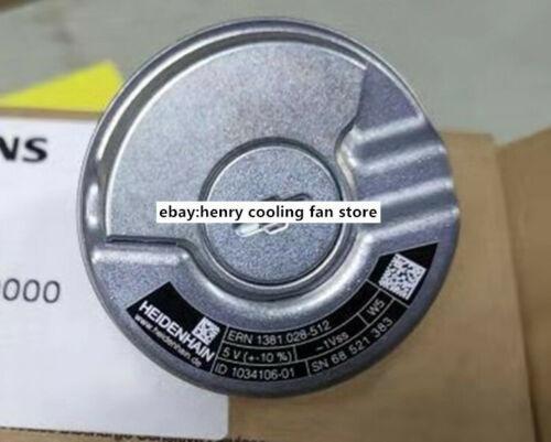 Для HEIDENHAIN ERN1381.028-512 для Siemens шпинделя двигателя датчика ID 1034106-01