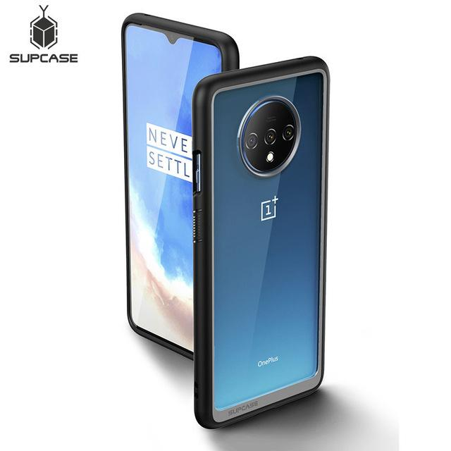 Fitted Cases For One Plus 7T Case (2019) SUPCASE UB Style Anti-knock Premium Hybrid Protective TPU Bumper + PC Cover Case For