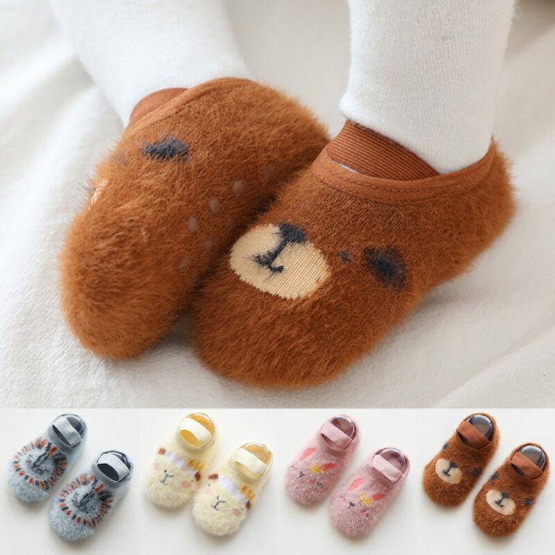 Cute Baby Socks Boy Girl Cartoon Cotton Socks NewBorn Infant Toddler Sock/_OF