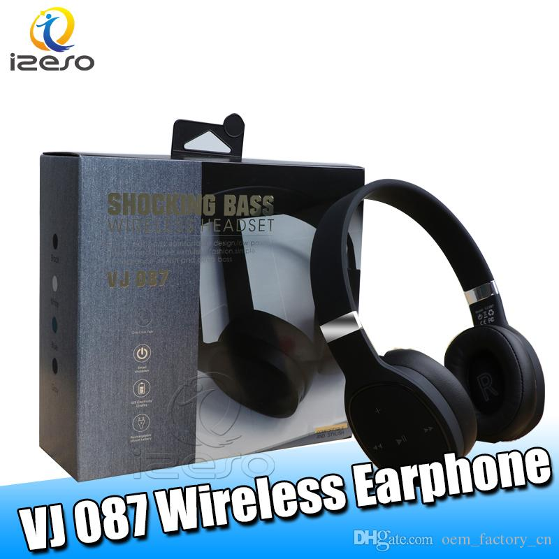 Vj087 Wrieless Headband Tws Earbuds Hifi Sound Noise Cancelling Headset Dj High Performance Earphone For Iphone 11 Pro With Retail Packaging Best Earbuds Best Bluetooth Headset From Oem Factory Cn 14 57 Dhgate Com