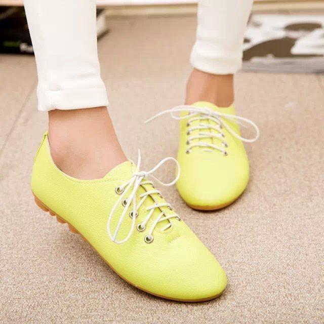 Unique2019 학생 시즌 Chalaza Low 캔버스 신발 여성 캔디 색상 Flat Bottom 싱글 아사쿠 치 Small White Shoes