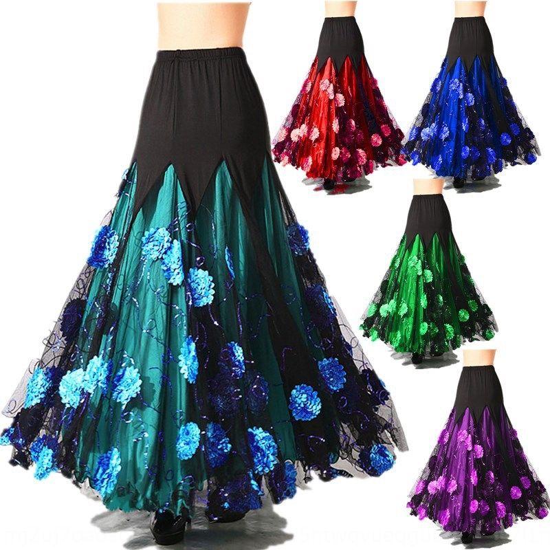 cGn7O танец современного поясного практик бальных платьев национального стандарт вальс квадратного Новая юбка современного новой юбка танец платье