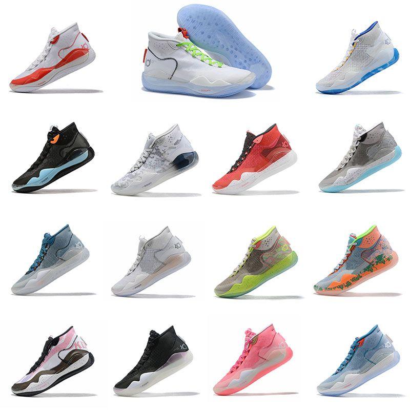 Upcoming Zoom KD 12 Basketball Shoes