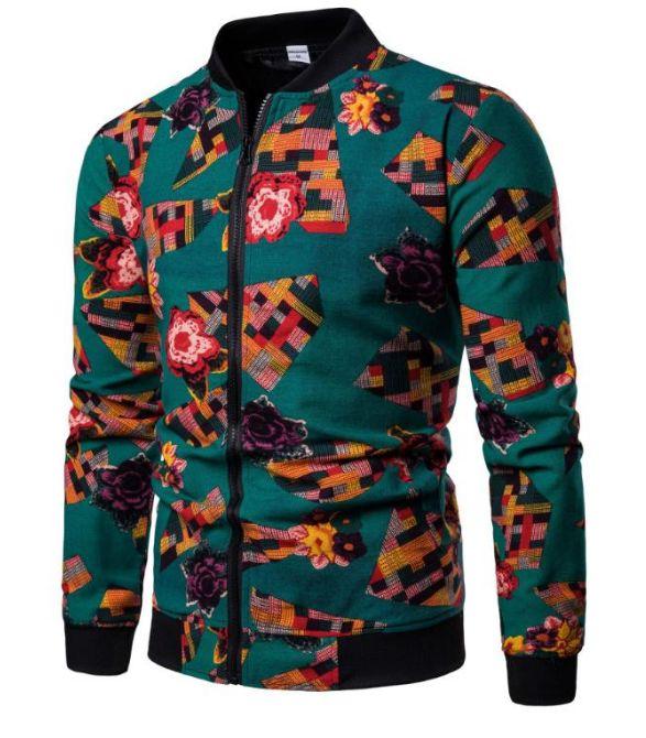 Designer Bekleidung LuxuxMens Jacken Mode-Mann-Marken Herbst trägt Panelled gute Qualität Jacken mit Reißverschluss Männern Street Bekleidung 1