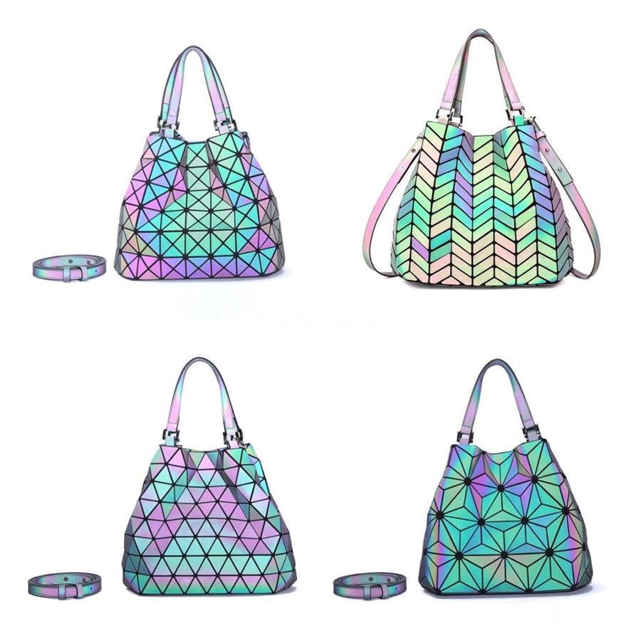 Крокодил-принт мода воловья кожа сумка большой емкости крест-накрест Сумка женская новая 2020 кожаная сумка хозяйственная сумка дизайнерская сумка #87