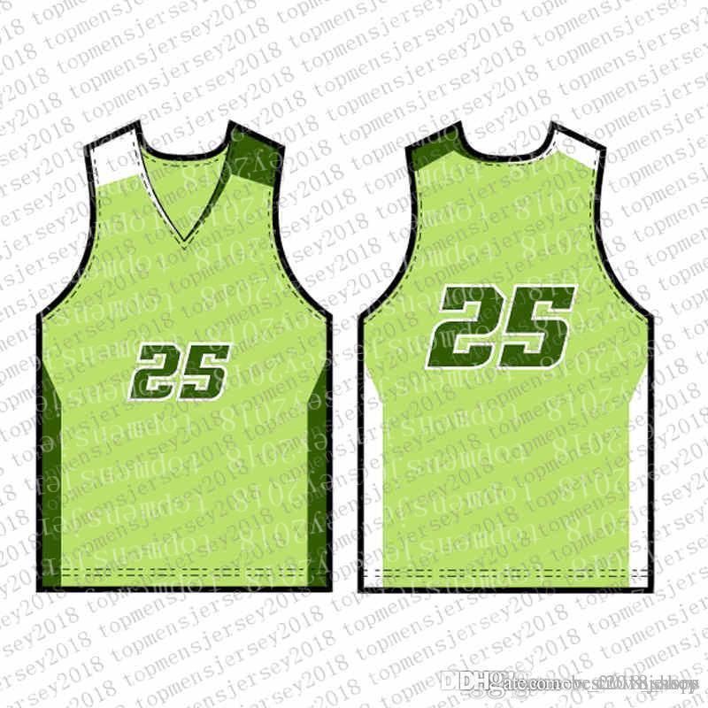 2020 Лучшие мужские вышивки Logos Джерси Бесплатная доставка Дешевые оптовая любое имя любое количество пользовательских баскетбольное 4 + 4646