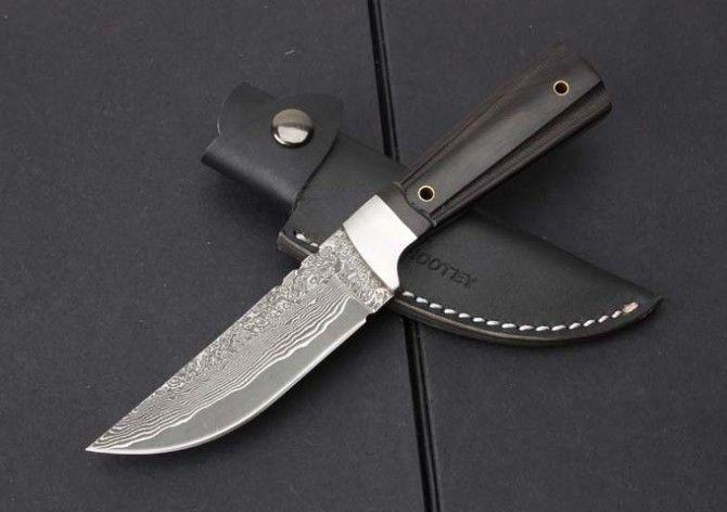 shootey 4,3 pouces cadeau de Noël couteaux de chasse auto défense collection couteau edc tactique couteau à lame fixe droite A438 ADCU