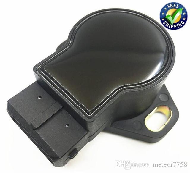 미츠비시 Pajero V31 V43 4G64 용 1 개의 새로운 스로틀 위치 센서 MD614697 TPS 센서 팩