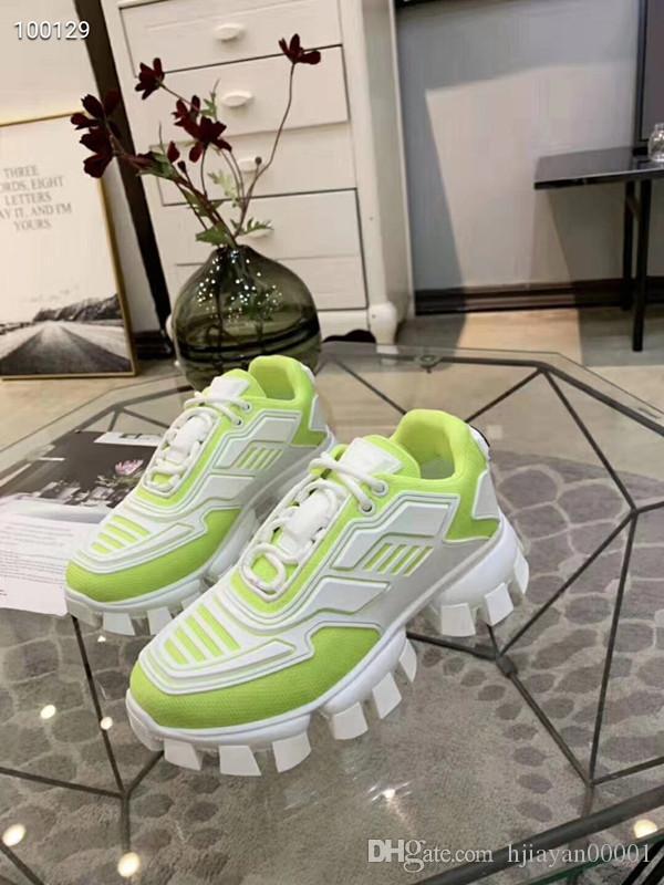 Feminina 2019 HOT Paris Triple-S Shoes Designer Luxo Low Top Triple S de alta qualidade para homens Casual sapatos ao ar livre tênis com Origina fd0925