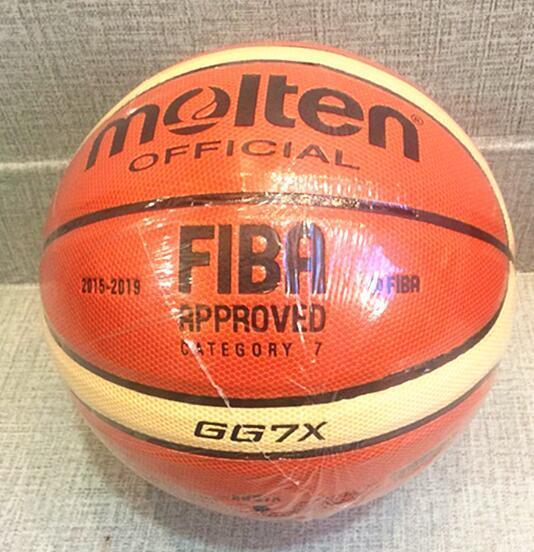 Toptan veya perakende YENI Marka Ucuz GG7X Basketbol Topu PU Materia Resmi Size7 Basketbol Net Çanta Ile Ücretsiz + İğne
