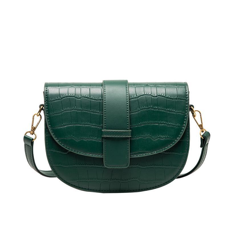 Vintage grano della pietra donne Flap Borsa retrò spalla di Crossbody piccola borsa e disegno della borsa di moda Borse Borse 2020 Nuove