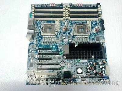 سوف Z800 Workstation Mainboard ل 591182-001 460838-003 اختبار قبل الشحن