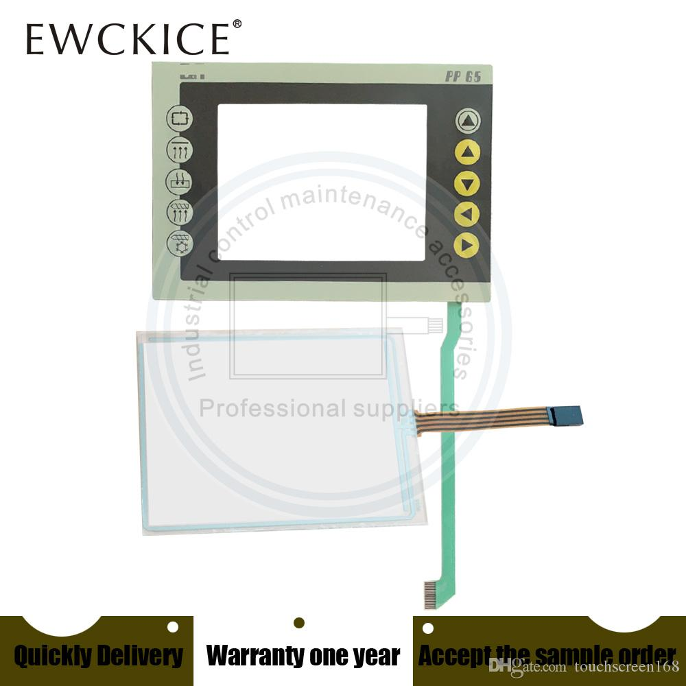 Original NEW PP65 4PP065.0571-X74F 4PP065.0571-P74 PLC HMI Industrie-Touchscreen und Folientastatur