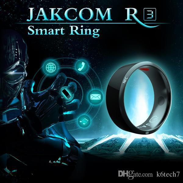 JAKCOM R3 Smart-Ring Hot Verkauf in Smart Home Security System wie reflektierendes Band wie LED-Android-Handy