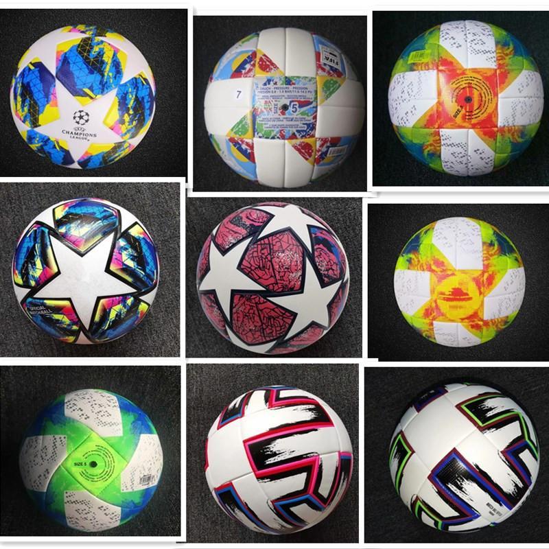 18 19 20 финал Киев чемпион Европы Лиги футбольный мяч PU размер 5 шары гранулы скольжению футбол 2019 2020 высокое качество мяч
