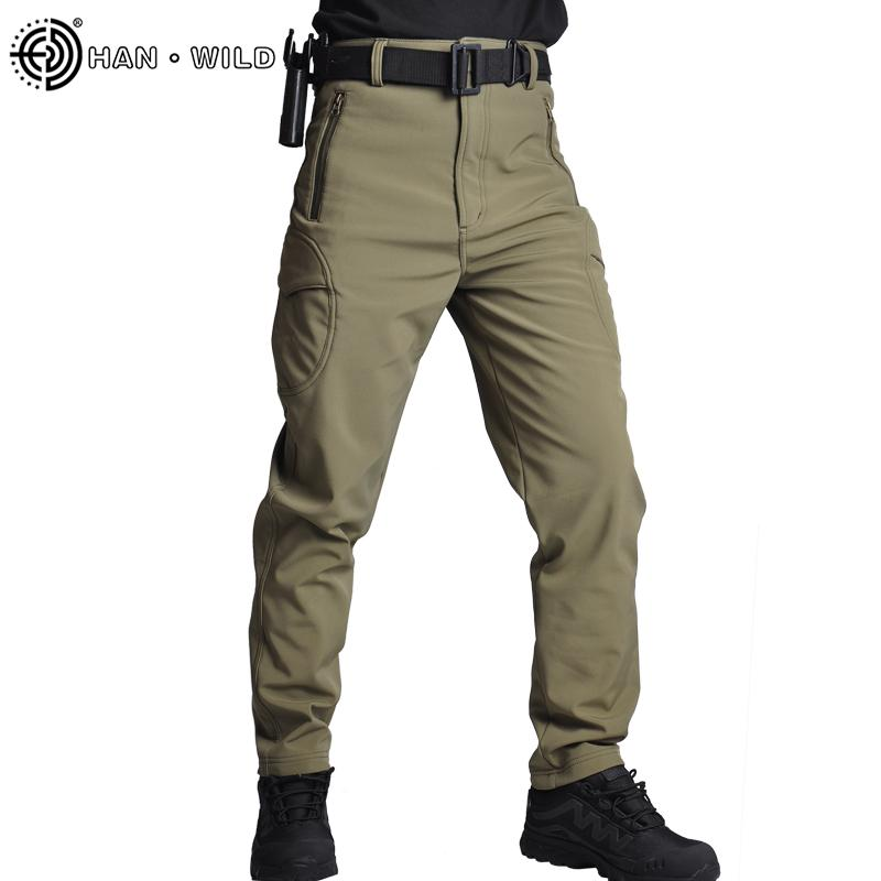 Men New Hiking Pants Trekking Fishing Camping Climb Run Trousers Plus Size Oversized Waterproof Outdoor Pants Windproof