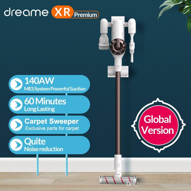 Dreame V10R XR قسط اللاسلكية المحمولة مكنسة كهربائية محمولة لاسلكية إعصار تصفية الغبار جامع الكلمة والسجاد فرشاة الاجتياح
