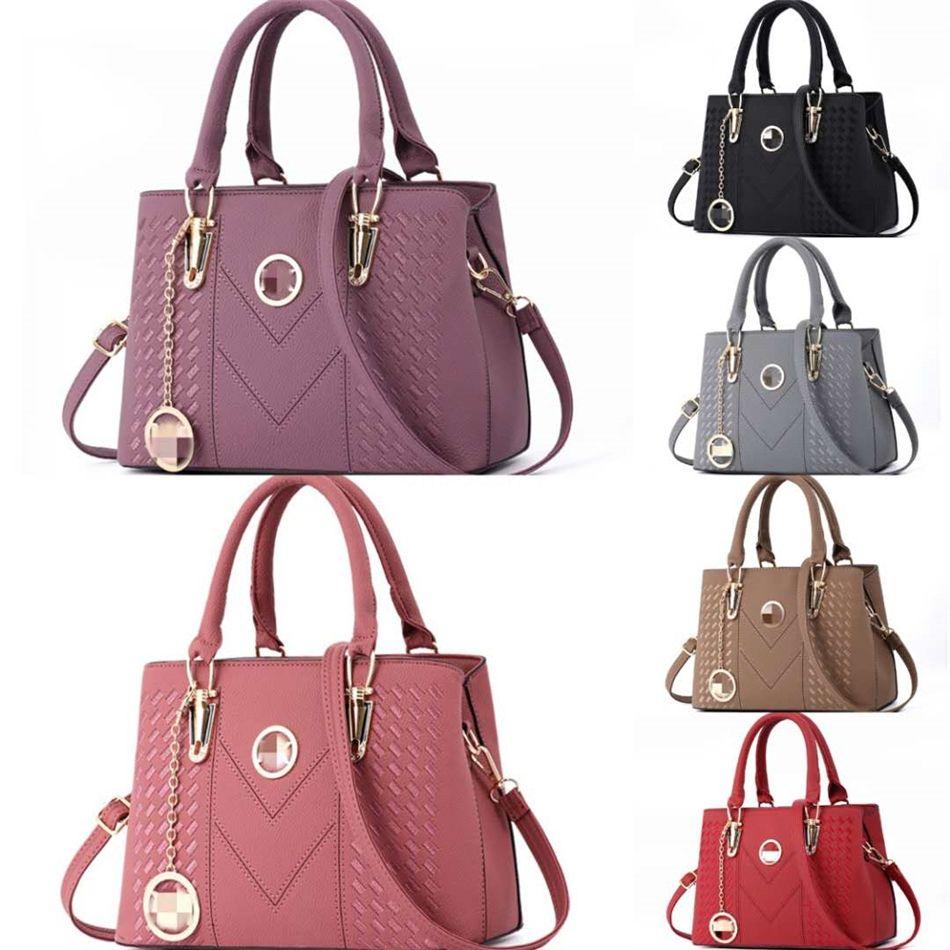 Designer-Taschen-Tasche Designer-Handtaschen Crossbody Beutel klassische heißen Verkaufs-Marke Plain-Dame-Schulter-Beutel-freies Verschiffen # 754