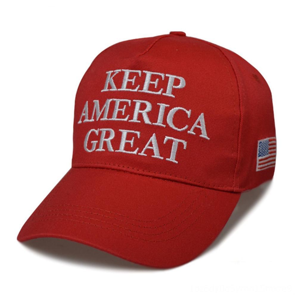 qh9nN Trump party Hat Baseball 2020 keep America Great Cap Adjustable Cap Hat Withflag вышитая бейсбольная шляпа