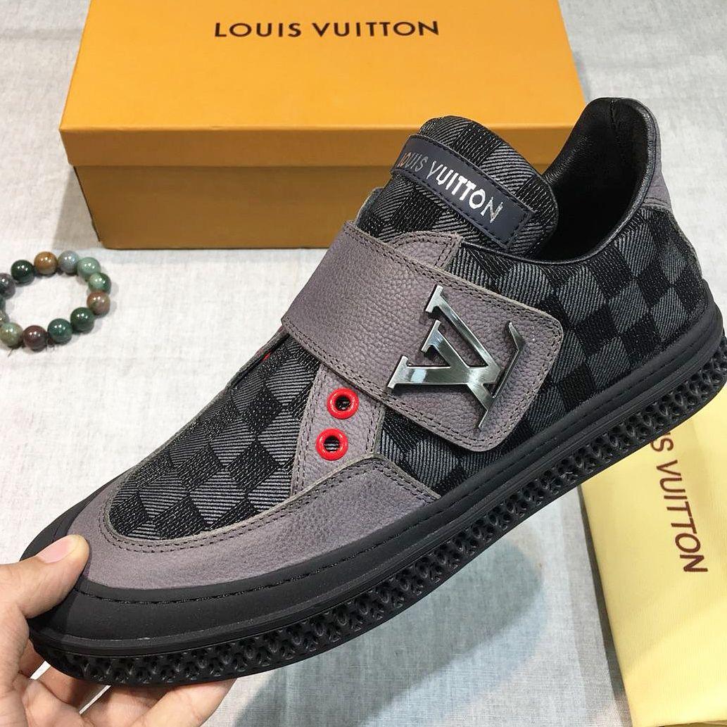 2019 yeni marka erkek ayakkabı moda spor ayakkabı deri ABC tasarım erkekler rahat ayakkabılar patchwork Chaussures dökün hommes Hızlı Teslim qy