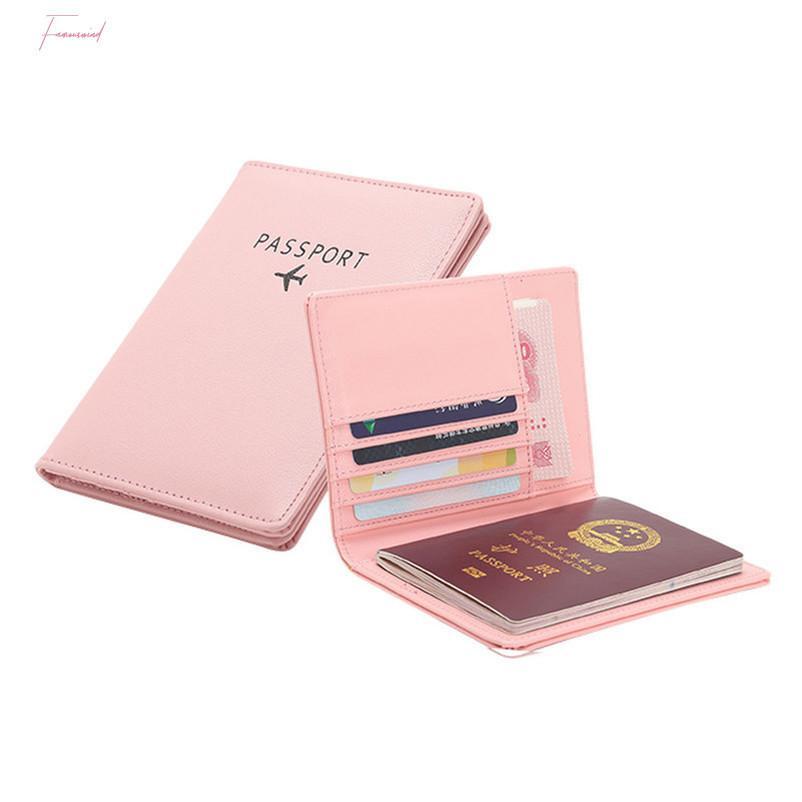 يغطي جواز السفر الجوي الغلاف المرأة روسيا حامل جواز السفر المنظم السفر للحصول على جوازات بنات حالة جواز السفر لبو الجلود C2