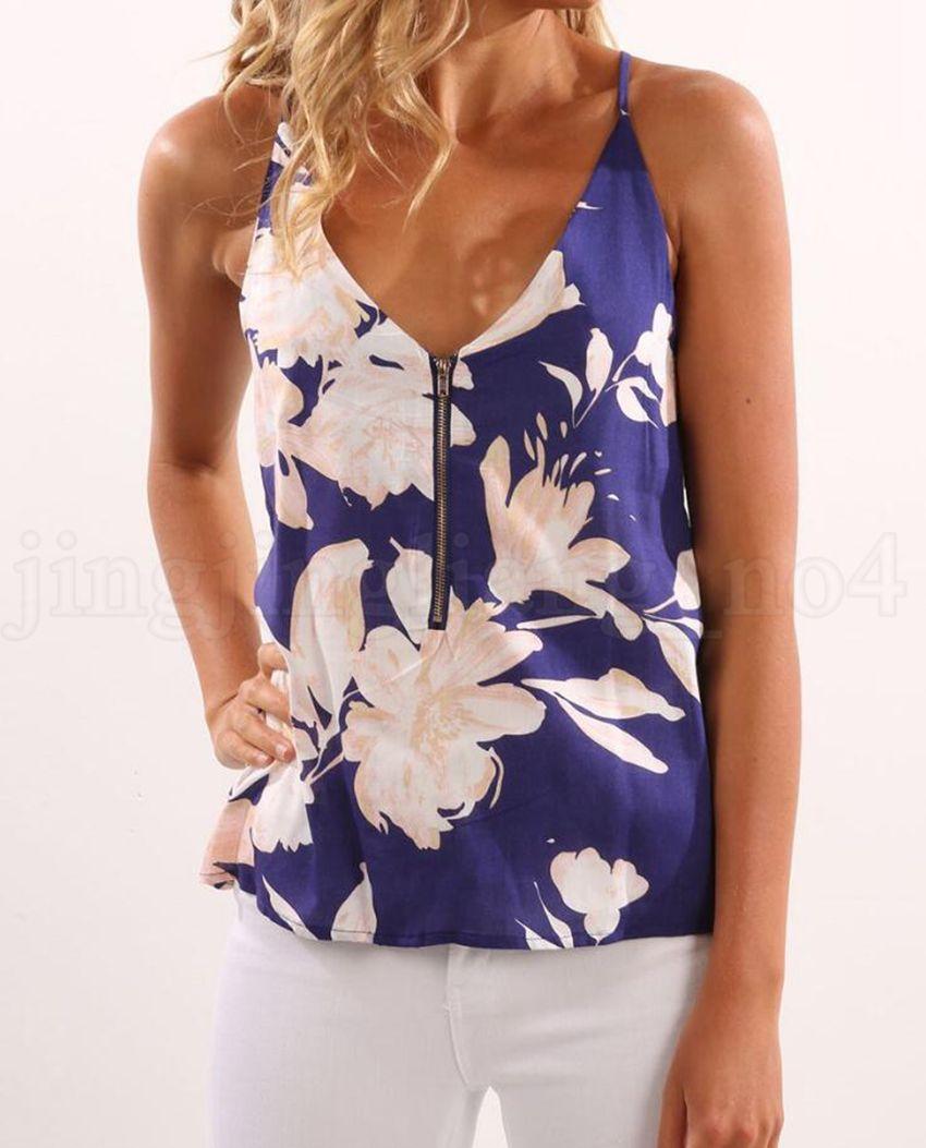 UK Womens Summer Halter Neck Vest Sleeveless Lady Blouse Casual Tank Top T-Shirt
