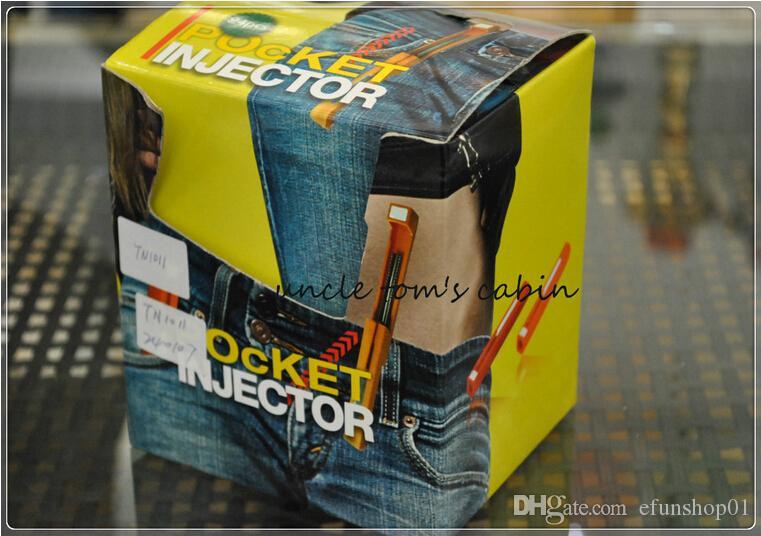 8MM Cigarette Maker Mini Thin Rolling Injector Tube Tobacco Roller Machine