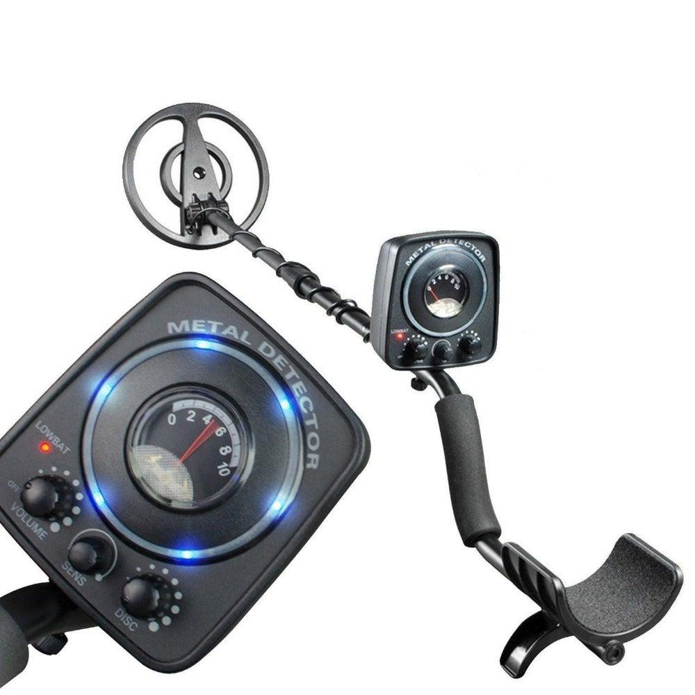 GC-1065 Professional Metal Detector Underground Gold Digger Treasure Finder Hunter Metal Detect Search long distance Detecting