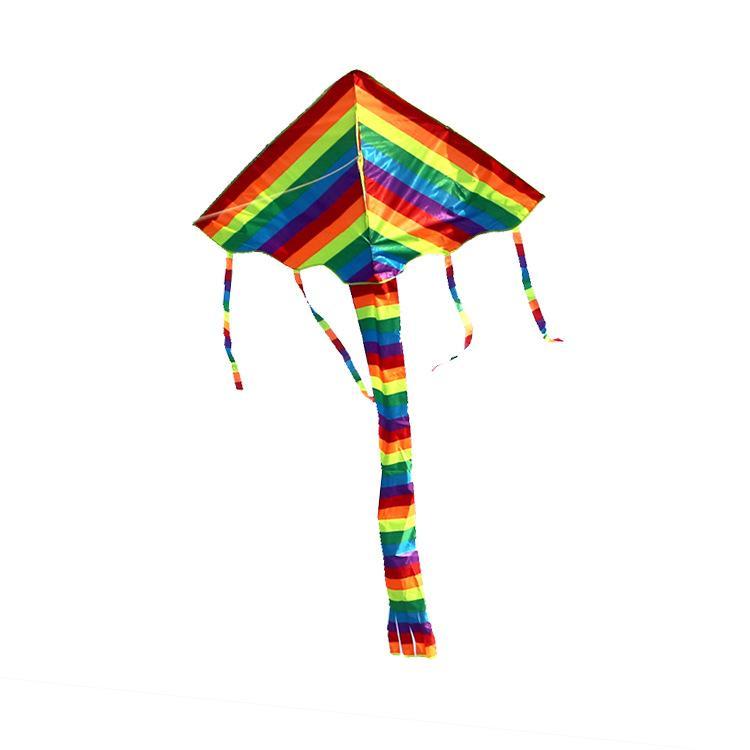 Kitesurfing Kite Giant Rainbow Kite for Children Memorable SUMMER FUN Magic Toys Kites for Boys