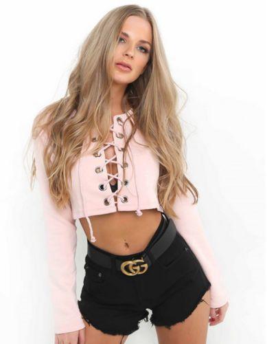 Frauen Langarm-Shirt Anzug Pullover Damen Tops Hoodie Kleidung