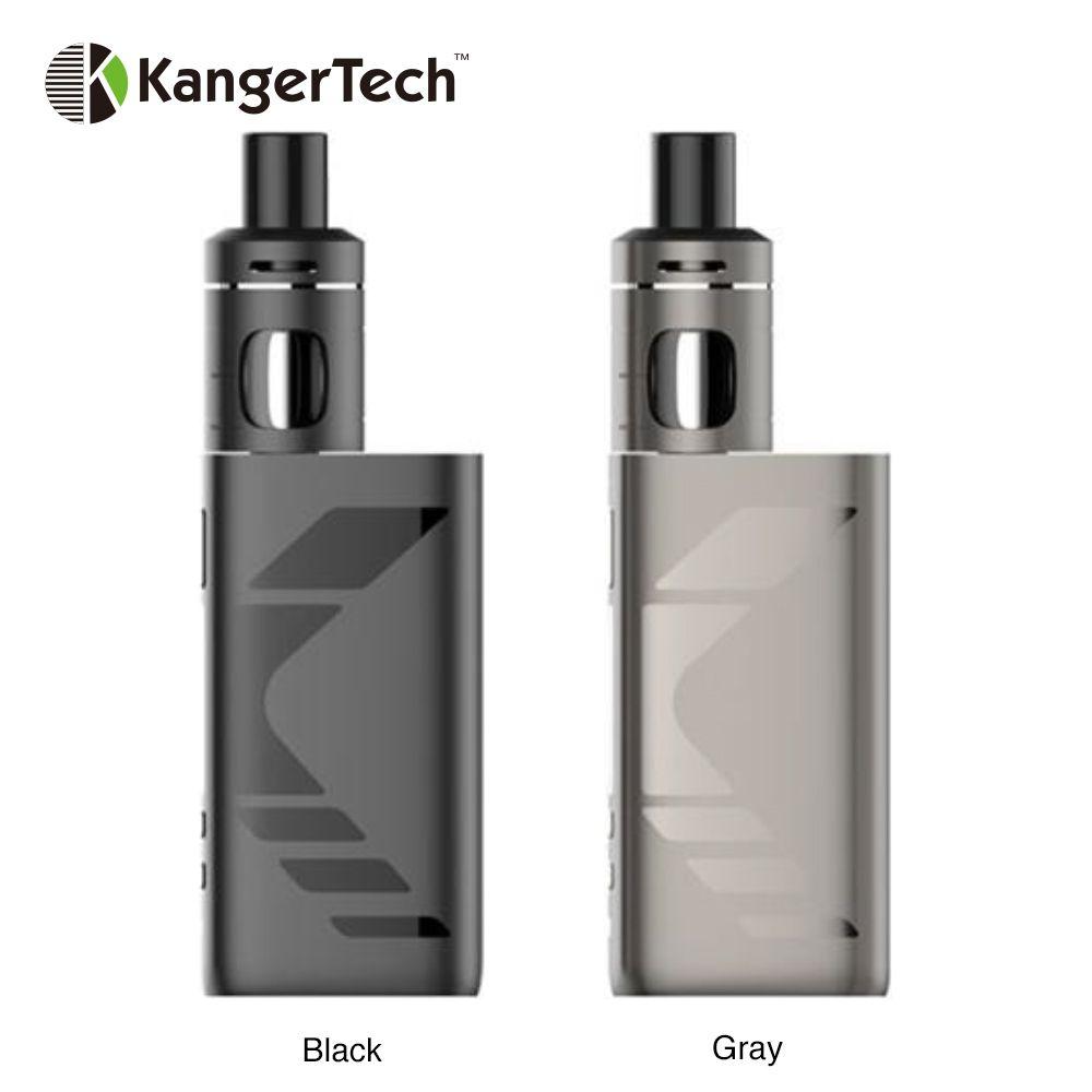 Kangertech Subox Mini V2 Starter Kit 2200mAh Kbox Mini 2.0 MOD & Subtsnk Mii 2.0 Tank NCOCC 0.8ohm Coil E cigs
