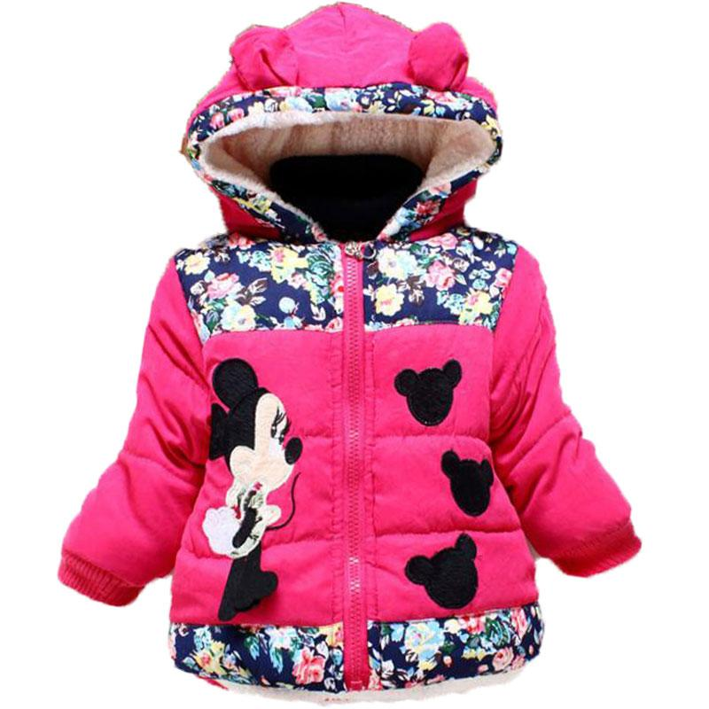 Children Jacket for New Girls boys Winter Wool Warm Overcoat Fashion Girls Clothes Kids Outerwear Autumn Girls Coat