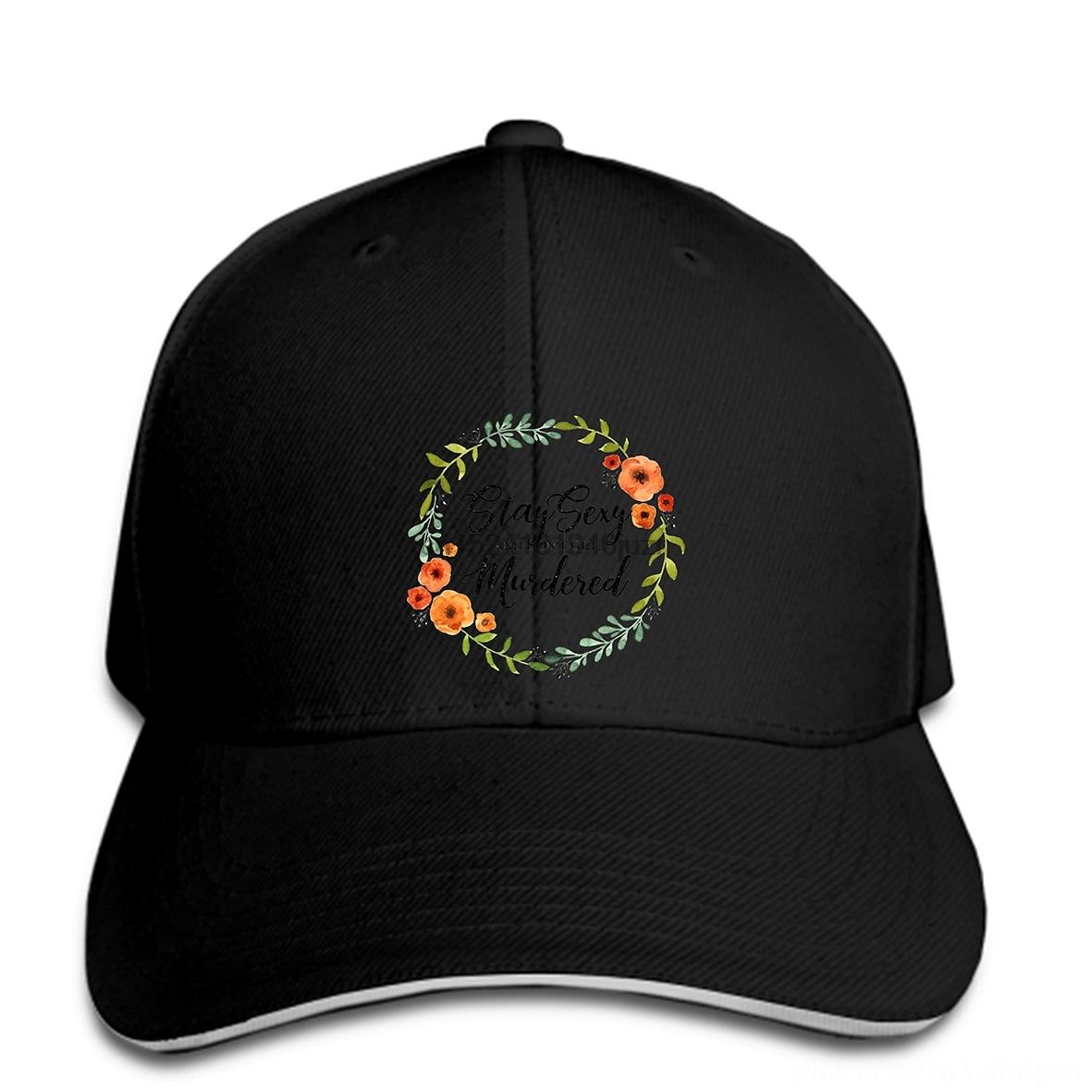 힙합 모자 캡 모자, 스카프, 장갑 야구는 사용자 지정 인쇄 모자 남성 꽃 화환 그대로 섹시 망가 살해하기 Ssdgm 여성 SN 캡