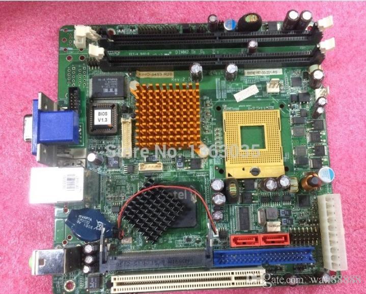 100% Probado obra perfecta para EMS DHL Kino-9453-R20 Rev: 2.0 placa base industrial