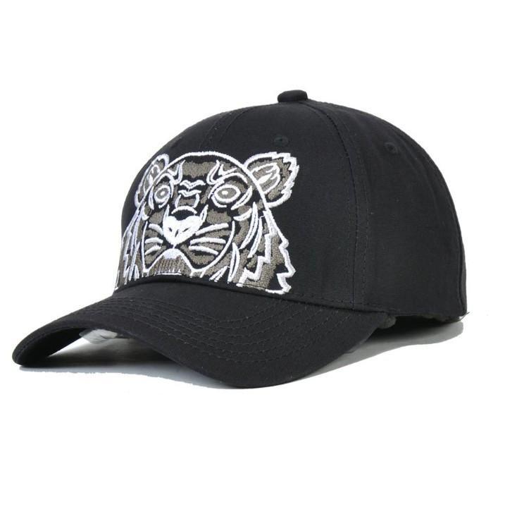 Tiger Chefe Designer de beisebol Marca Bonés de beisebol para Homens Mulher 4 Temporada Hat 3 cores opcionais Altamente qualidade