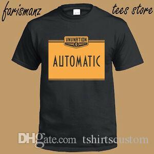 Nuovo VNV Nation elettronico automatico Music Band Mens Black T Shirt taglia S 3XL