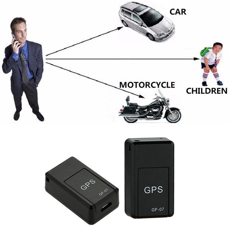 Mini para Tracker Magnetic Long Standby Carro / Pessoa Dispositivo de carro GPS GPS System Tracker Rastreamento Localizador Localizador NUMAW