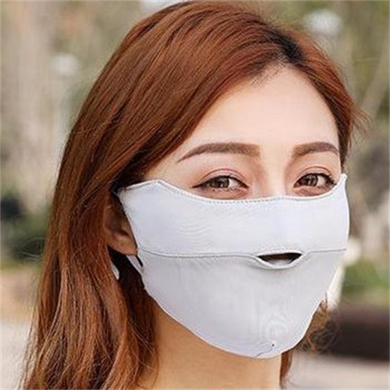Fredda di estate Maschera Protect bocca respiratore colore della maschera per adulti antipolvere lavabile di secchezza rapido nuovo modo 5JH H1